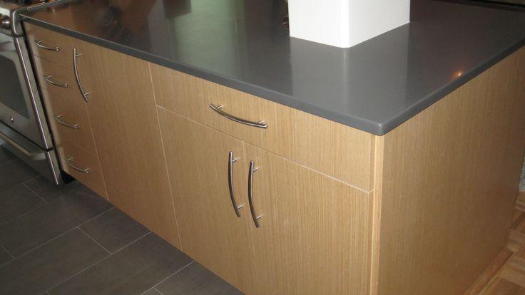Modern Kitchen Cabinets Oak
