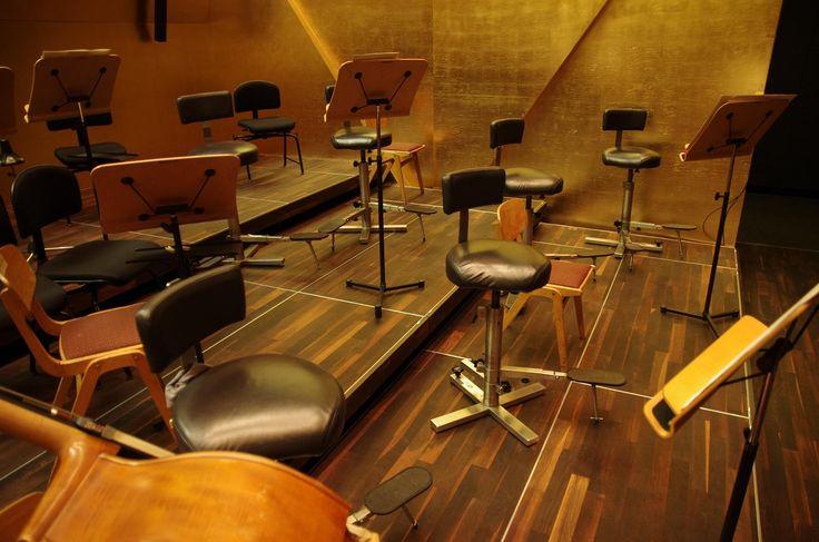 Proscenium filharmonii Szczecińskiej