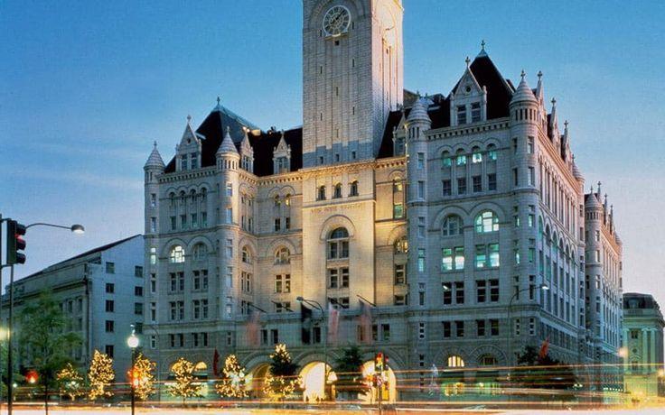 Inside Donald Trump's new luxury Washington DC hotel - Telegraph Travel