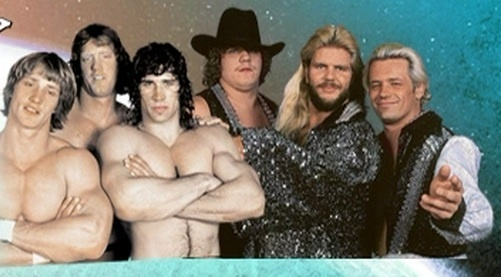 The Von Erich's and Fabulous Freebirds
