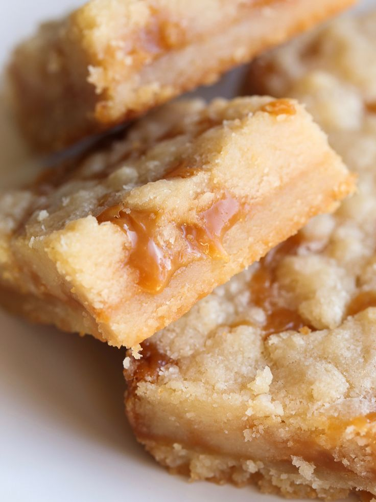 Salted Caramel Butter Bars                                                                                                                                                                                 More