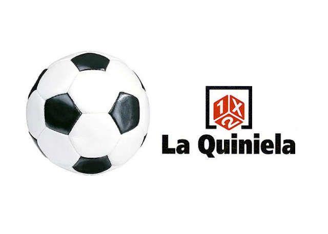 Quiniela de futbol