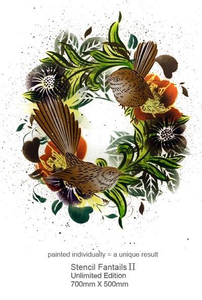 Flox NZ Artwork