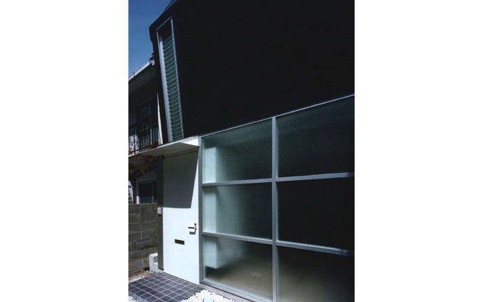 T-house 兵庫県西宮市 狭小住宅の設計