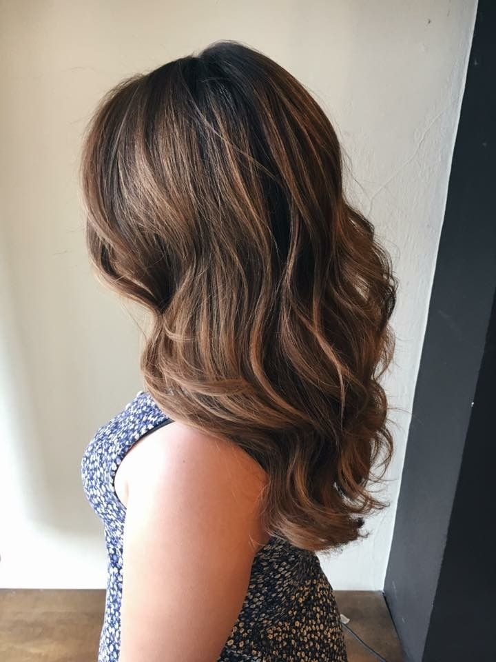 The 25 best soft blonde highlights ideas on pinterest blonde balayage hair color dark brown base soft blonde highlights pmusecretfo Choice Image