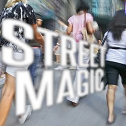 Free Street Magic. David Blaine Tricks. Do you see yourself as a street magician or just enjoy the entertainment value of those that perform on the street such as Dynamo