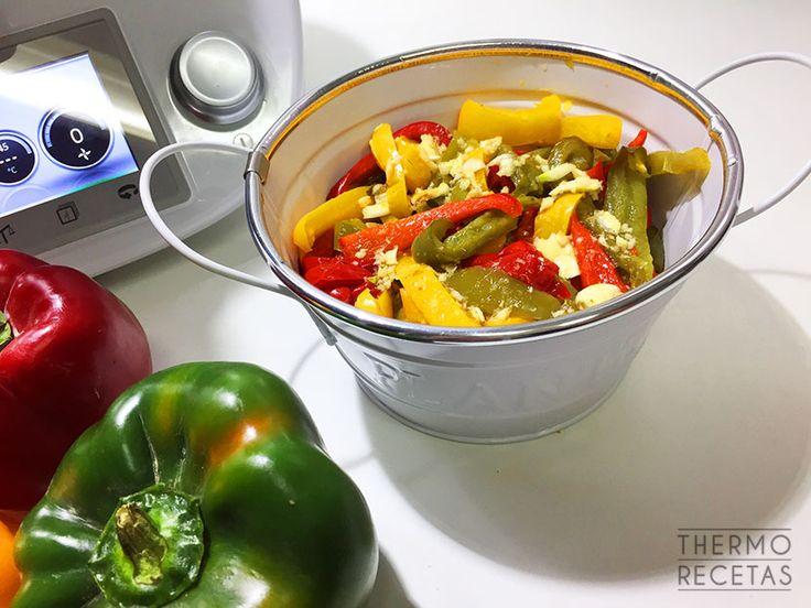 Ensalada de pimientos varoma - https://www.thermorecetas.com/ensalada-de-pimientos-varoma/