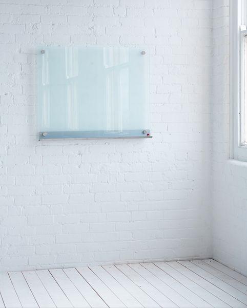 #officeinteriors #glassboard #frostedglass
