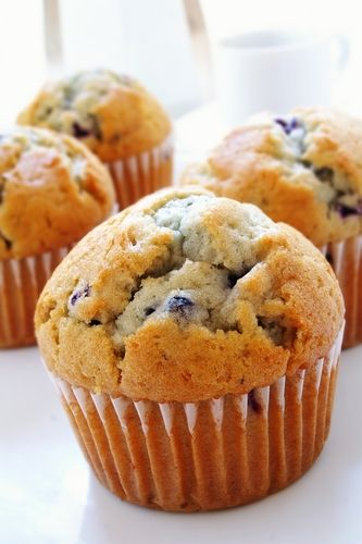 Kathie Lee & Hoda: Lactose Free Blueberry Muffins & Iced Coffee Recipe