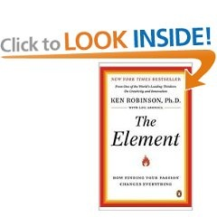 Incredible Book - The Element by Ken Robinson