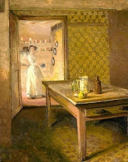 The Kitchen, Duncan Grant