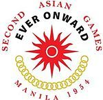 The 1954 Asian Games (officially known as the Second Asian Games – Manila 1954) was a mult-sport event celebrated in Manila, Philippines from May 1 to May 9, 1954. A total of 970 athletes from 19 Asian National Olympic Committees (NOCs) competed in 76 events from eight sports. The number of participating NOCs and athletes were larger than the previous Asian Games held in New Delhi in 1951. The 1954 Asian Games featured eight sports divided into 10 events, aquatics included three events…