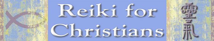 While the focus of Reiki is spiritual, it is not a religion. The practice of Reiki is in harmony with any religious tradition or spiritual practice which recognizes a Universal Source or Higher Power (by whatever name) and promotes unconditional love, respect and compassion. Indeed, many religions around the world embrace some form of Reiki as a respected component of their healing practice. For a website focused on the practice of Reiki by Christians, click the pic.