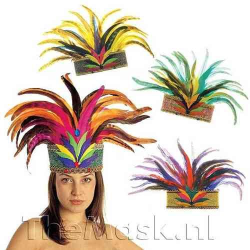 Brazilian Headband, Head dress.