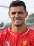 Liverpool career stats for Dejan Lovren - LFChistory - Stats galore for Liverpool FC!