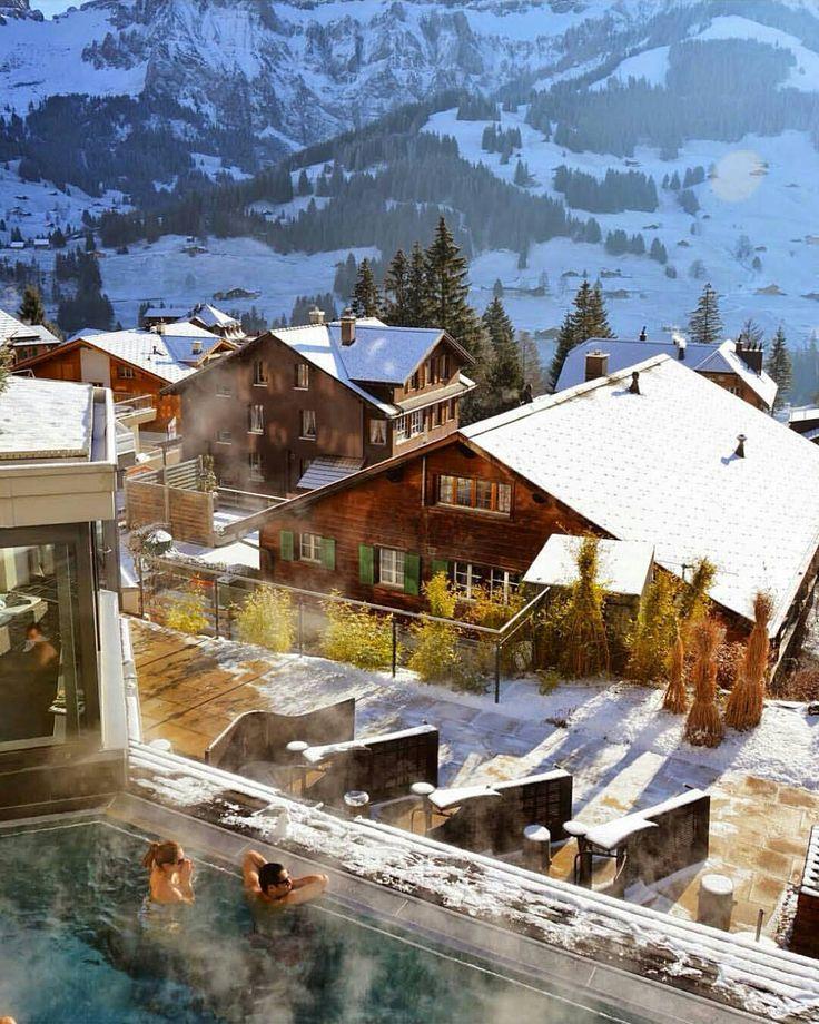 The Cambrian Hotel in Adelboden - Switzerland