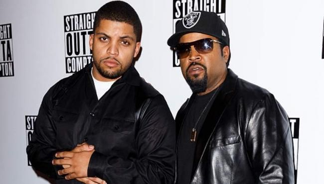 Ice Cube and son O'Shea Jackson Jr. have No Plans to Do LA Riots Movie