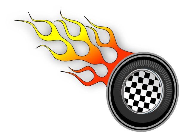 race track clip art racing wheels clip art vector clip art