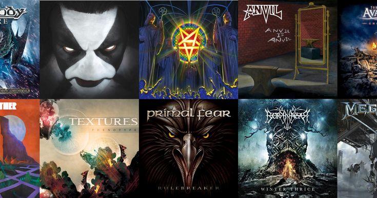 Di certo non possiamo lamentarci della quantità e qualità delle uscite metal di questo 2015. Dando una sbirciatina però ai primi mesi dell'anno prossimo, sembra proprio che il 2016 non sarà da meno. Abbiamo raccolto le 10 uscite più interessanti e importanti dei primi due mesi del 2016, con tutte le anteprime disponibili attualmente in rete, con Megadeth, Rhapsody Of Fire, Avantasia, Primal Fear e tanti altri.