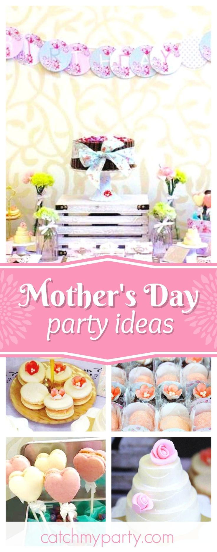 Decorating For A Party 257 best mother's day ideas images on pinterest | mother's day