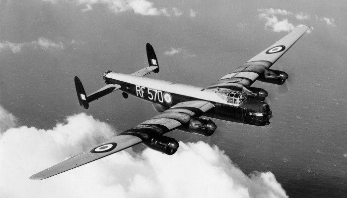 Avro Lincoln 207 Sqn RAF