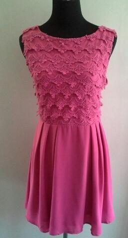 Clotheswap - New pink dress