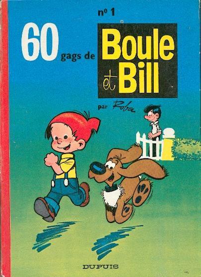 Boule et Bill 60 gags de Boule et Bill n°1 - BD
