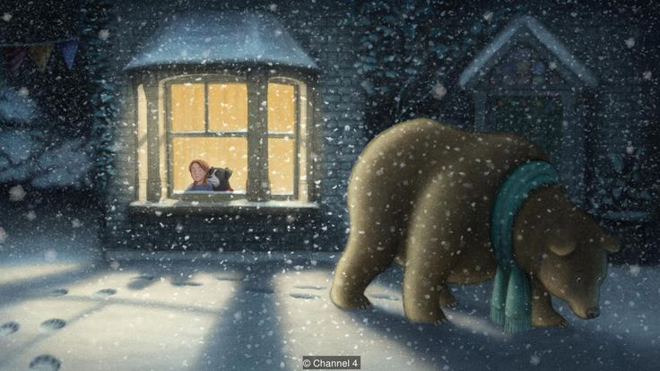 We're Going on a Bear Hunt (Credit: Credit: Channel 4)