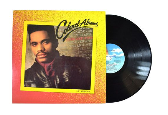 Colonel Abrams – Over And Over  Label: MCA Records – MCA-23636 Format: Vinyl, 12, 33 ⅓ RPM Country: US Released: 1986 Genre: Electronic, Funk / Soul Style: Soul, Funk, Disco  Tracklist:  West Coast:  A1 Over And Over (Extended Dance Version) A2 Over And Over (Radio Edit) A3 Over And Over (Bonus Beats) East Coast  B1 Over And Over (Club Version) B2 Over And Over (Dub Version) B3 Over And Over (Vocal Version)  Condition:  Visually graded. The cover has some ring wear and some shelf wear....