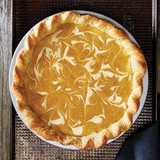 Delicata Squash Pie: King Arthur Flour