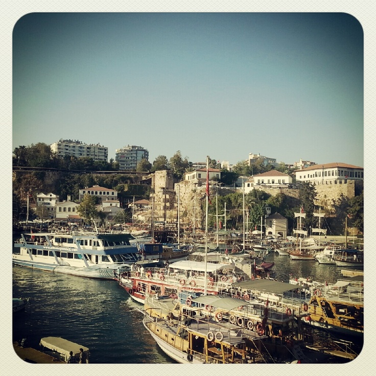 other Marina pic.in August/Turkey
