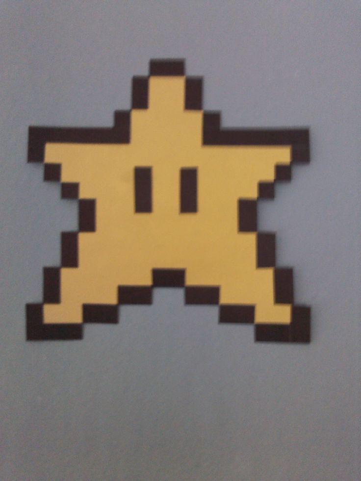 Ítem estrella de Mario Bros.