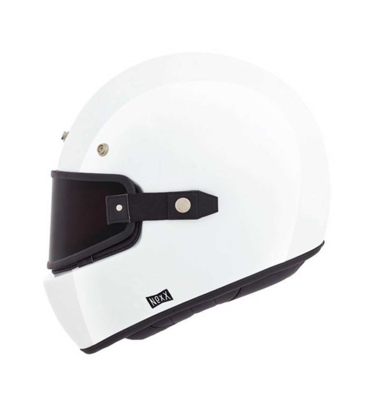 Nexx goes retro with their XG100 Helmet. The perfect complement to your vintage cafe racer.