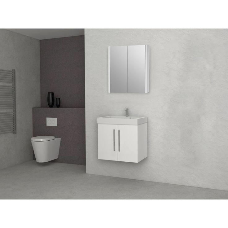 17 beste idee n over badkamer spiegelkast op pinterest moderne badkamers modern - Douche italiaanse muur ...