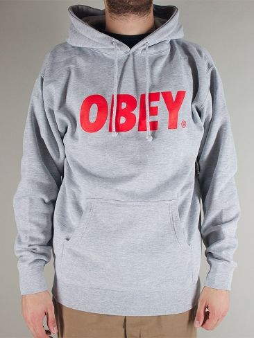 OBEY 224130258 OBEY FONT PULLOVER HOOD FLEECE Felpa Cappuccio - heather grey € 75,00 - See more at: http://www.moveshop.it/ecommerce/index.php/LINGUA/articolo/56333/10746/224130258 OBEY FONT PULLOVER HOOD FLEECE#sthash.4FMrynt8.dpuf