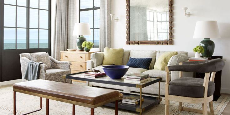 Designer Joe Lucas turned this California home into a contemporary escape.