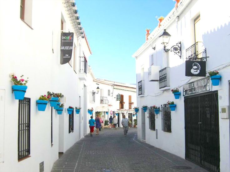 スペイン どこを撮っても絵になる とっても可愛い村 ミハス を散策 2020 スペイン 街並み スペイン旅行