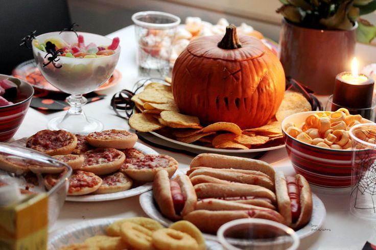 Halloween foods ♥ | by Siniirr