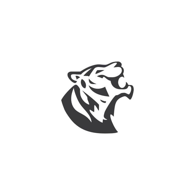 Tiger Logo Design Icon Vector Logo Icons Tiger Icons Icon Png And Vector With Transparent Background For Free Download Icon Design Logo Design Logo Icons