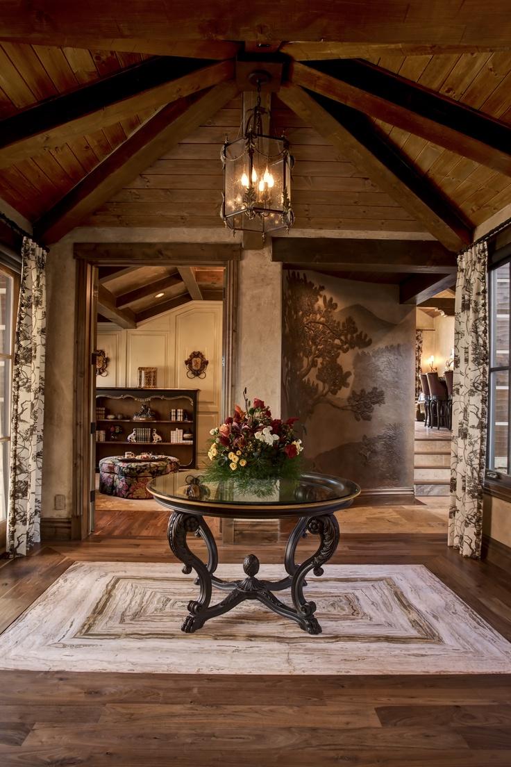 Design one interiors interior designers decorators - Inviting Foyer Design One Interiors