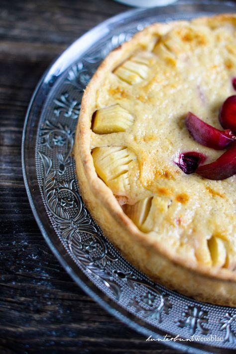 Elsässer Apfelkuchen – Rezept und Erinnerungen vereinen | kunterbuntweissblau I Food- und Travelblog aus München