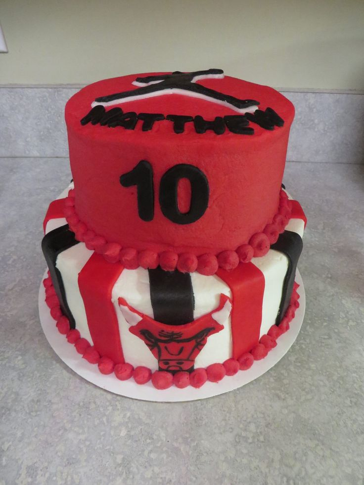 Picture Cakes In Chicago
