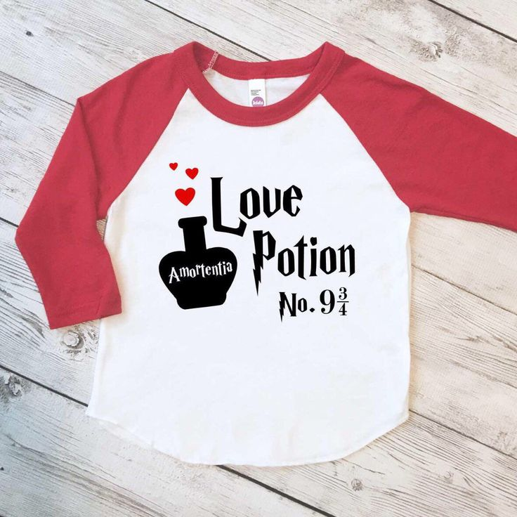 Fesselnd Valentines Shirt For Boys, Valentines Shirt For Girls, Kids Valentines Shirt,  Love Potion