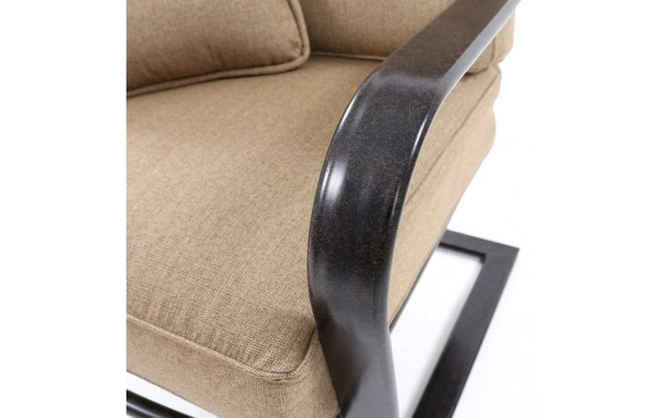 Agio Heritage Patio Furniture With A Aged Bronze Frame
