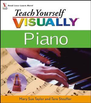 Teach Yourself Visually Piano PDF - Descargar Gratis