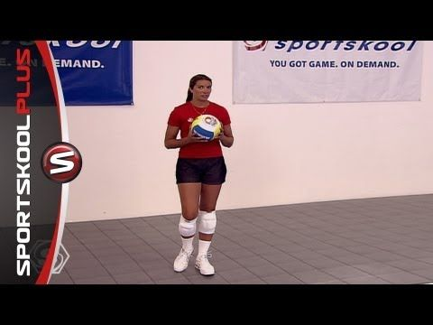 How to Improve Your Volleyball Setting with Olympic Gold Medalist Misty May - YouTube