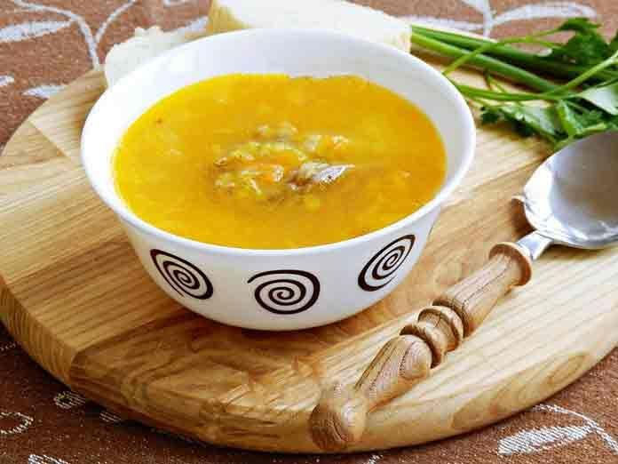 Как готовить гороховый суп с курицей | Вкусно готовим дома