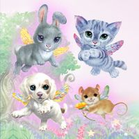 Fairy+Animals | meet the animals lots of different fairy animals live in misty wood ...