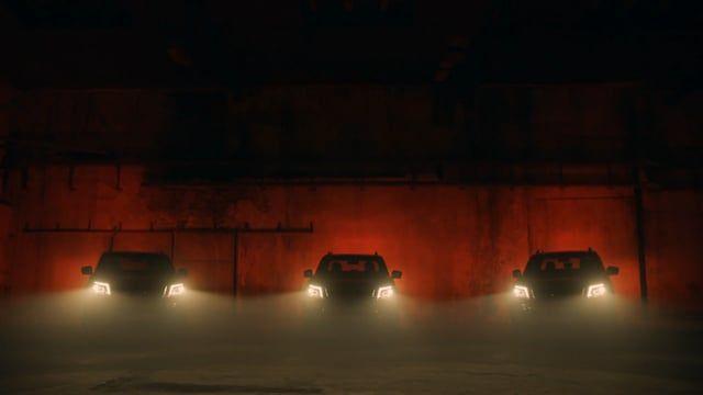 Nissan Navara Réal :Tristan Patterson Monteur : Thierry Hoss
