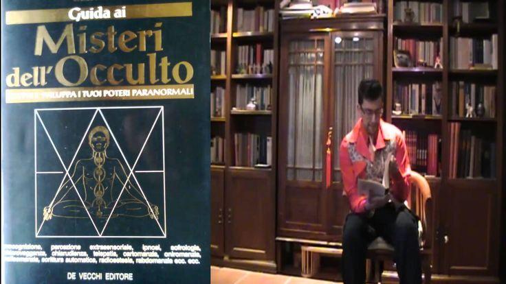#SanTenChan vi #commenta un altro #libro #balengo sul #paranormale e l' #occultismo http://youtu.be/AyX3cgDAeo8 SanTenChan #presenta alcuni #libri balenghi su cosp...